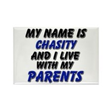 my name is chasity and I live with my parents Rect