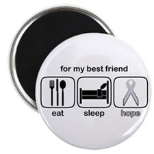 Best Friend ESHope Lung Magnet