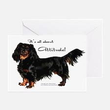 Dachshund Attitude Greeting Cards (Pk of 10)