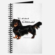 Dachshund Attitude Journal