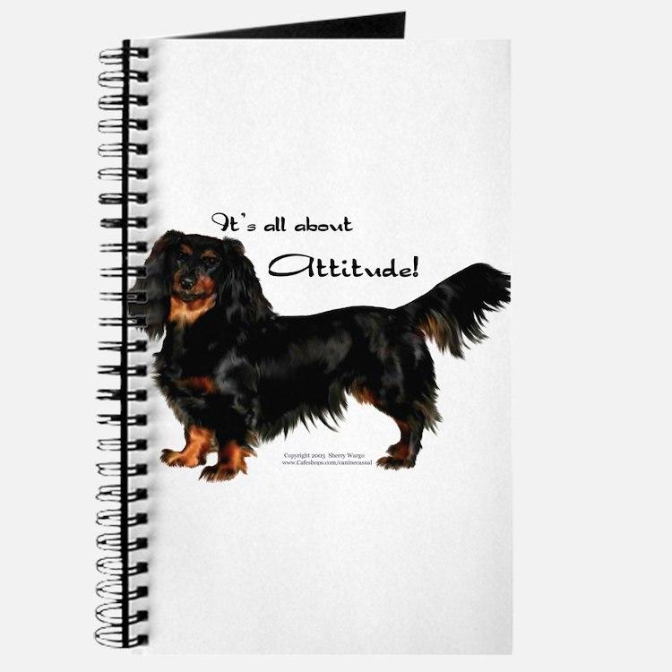 Dachshund Attitude Journal