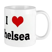 I Love Chelsea Mug