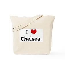 I Love Chelsea Tote Bag