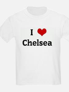 I Love Chelsea T-Shirt