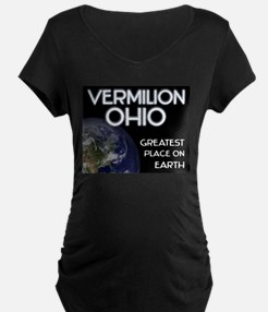 vermilion ohio - greatest place on earth T-Shirt