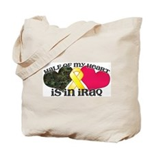 Cool Soldiers wife Tote Bag