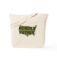 US BORDER PATROL SHIRT LOGO Tote Bag
