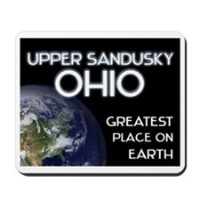 upper sandusky ohio - greatest place on earth Mous
