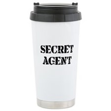 Unique Spying Travel Mug