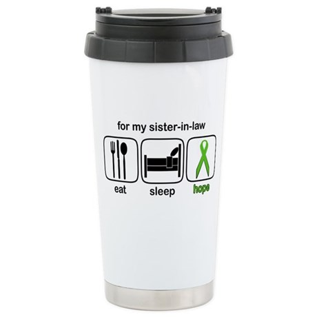 Sister-in-law ESHope Lymphoma Stainless Steel Trav