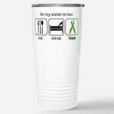 Sister-in-law ESHope Lymphoma Travel Mug
