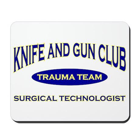 Knife & gun club (also light Mousepad