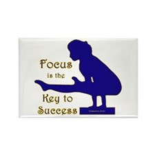 Gymnastics Magnet - Focus