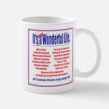 It's (not) a Wonderful Life. Mug