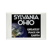 sylvania ohio - greatest place on earth Rectangle