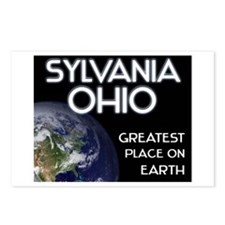 sylvania ohio - greatest place on earth Postcards