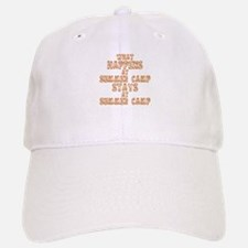 Summer Camp Baseball Baseball Cap