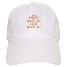 Summer Camp Baseball Cap