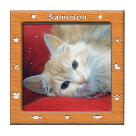 Sample --Customized Tile /Virtual Frame