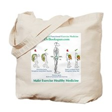 Tote Bag - Trains Core Muscles for Carrying