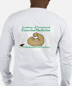 Core Muscles Long Sleeve T (in 2 colors)