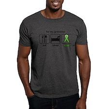 Grandma ESHope Lymphoma T-Shirt