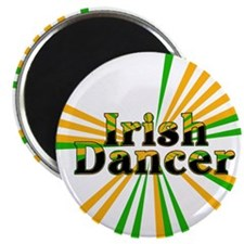 "Irish Dancer 2.25"" Magnet (10 pack)"