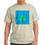 Rhino Mites King's Setting Ash Grey T-Shirt