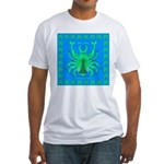 Rhino Mites King's Setting Fitted T-Shirt