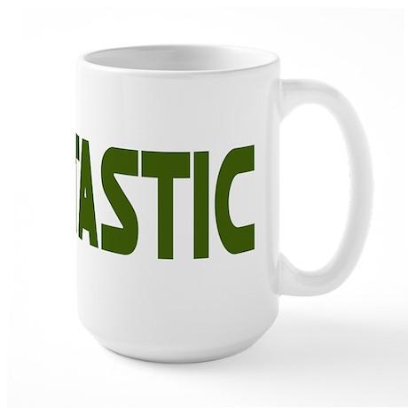 Nerdtastic Large Mug