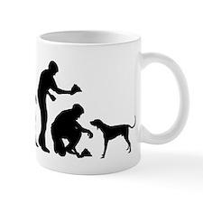 American English Coonhound Mug