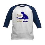 Kids Gymnastics Jersey - Focus