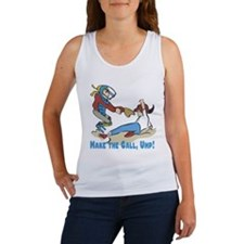 Make The Call Ump (Females) Women's Tank Top