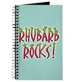 Rhubarb Journals & Spiral Notebooks