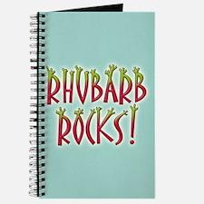 Rhubarb Rocks Journal