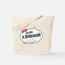 Jr. Bridesmaid Tote Bag