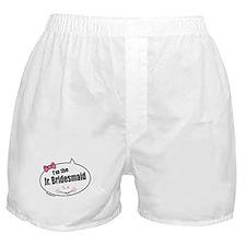 Jr. Bridesmaid Boxer Shorts