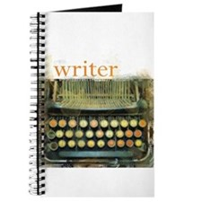 typewriter writer Journal
