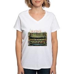 typewriter writer Shirt