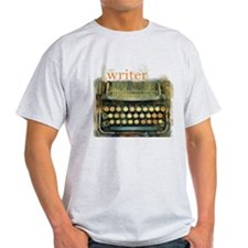 typewriter writer T-Shirt