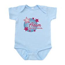 Halftone Idol Adam Infant Bodysuit