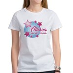 Halftone Idol Allison Women's T-Shirt