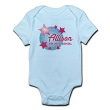 Halftone Idol Allison Infant Bodysuit