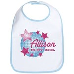 Halftone Idol Allison Bib