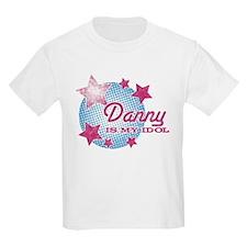 Halftone Idol Danny T-Shirt