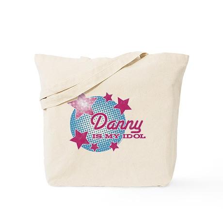 Halftone Idol Danny Tote Bag