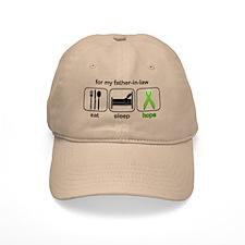 Father-in-law ESHope Lymphoma Baseball Cap
