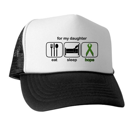 Daughter ESHope Lymphoma Trucker Hat