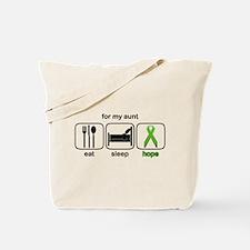 Aunt ESHope Lymphoma Tote Bag