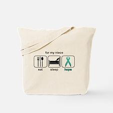 Niece ESHope Ovarian Tote Bag
